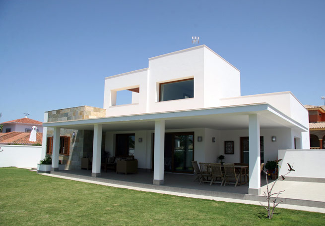 Arquitecto en chiclana c diz vivienda colectiva arquimara - Arquitectos cadiz ...